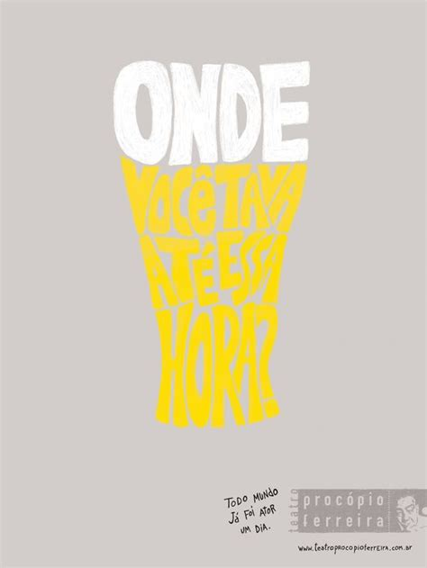 typography ads 45 creative typography print ads spyrestudios