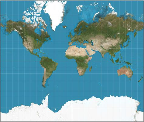 map projection cartography z geography