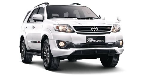 fortuner specs toyota fortuner 2017 comes with brand new design