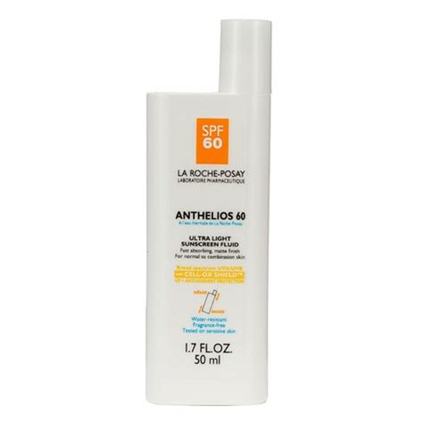 La Roche Posay Anthelios 60 Ultra Light Sunscreen Fluid by Rank Style La Roche Posay Anthelios 60 Ultra Light