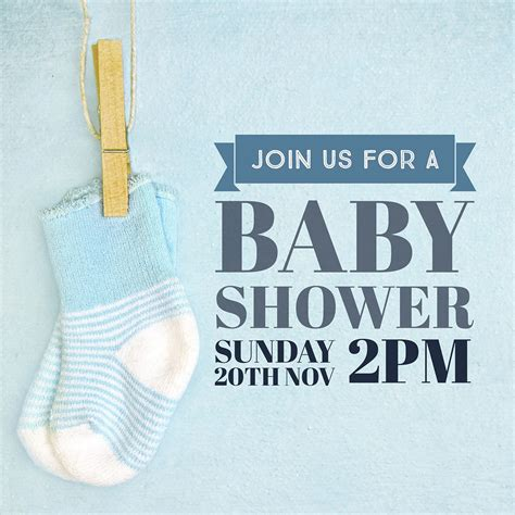 Baby Shower Slideshow Templates