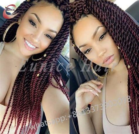 crochet braiding hair for sale elastic senegalese twist hair braids curly crochet