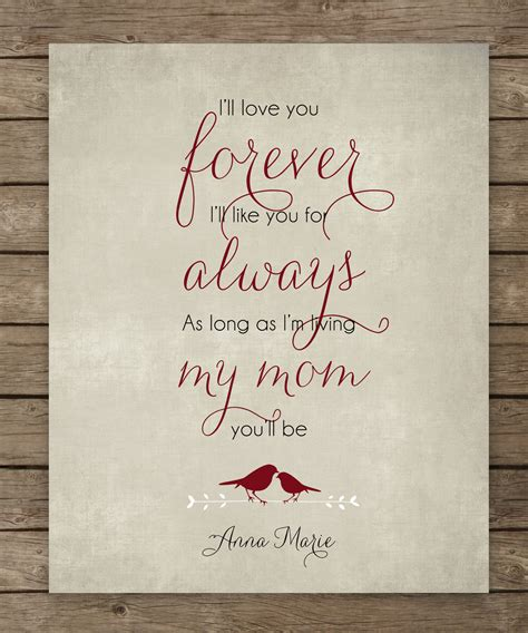 Wedding Anniversary Quotes For Husband Far Away by Birthday Gift For From Children Personalized
