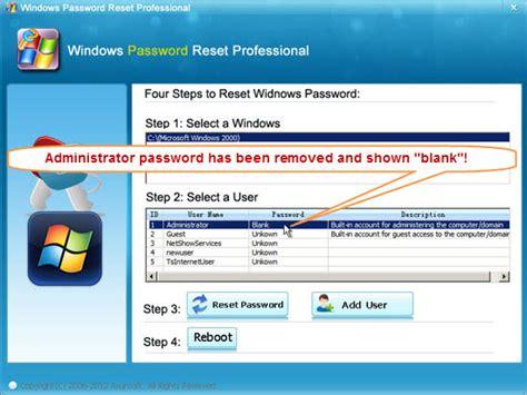 asunsoft windows password reset professional windows 2000 password recovery best way to reset windows