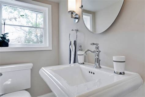 pedestal sink bathroom design ideas pedestal sink bathroom design ideas