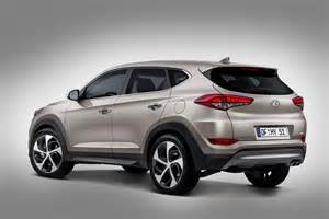 Hyundai In This Is Hyundai S All New 2016 Tucson Compact Suv