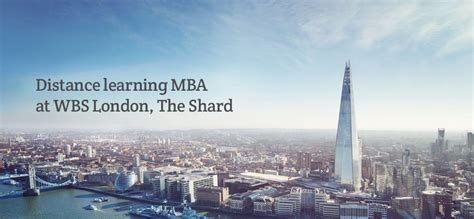 Is Warwick Distance Learning Mba by Distance Learning Mba Mba Courses Warwick Business School