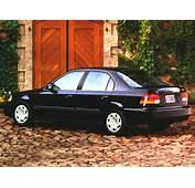 1998 Honda Civic Overview  Carscom