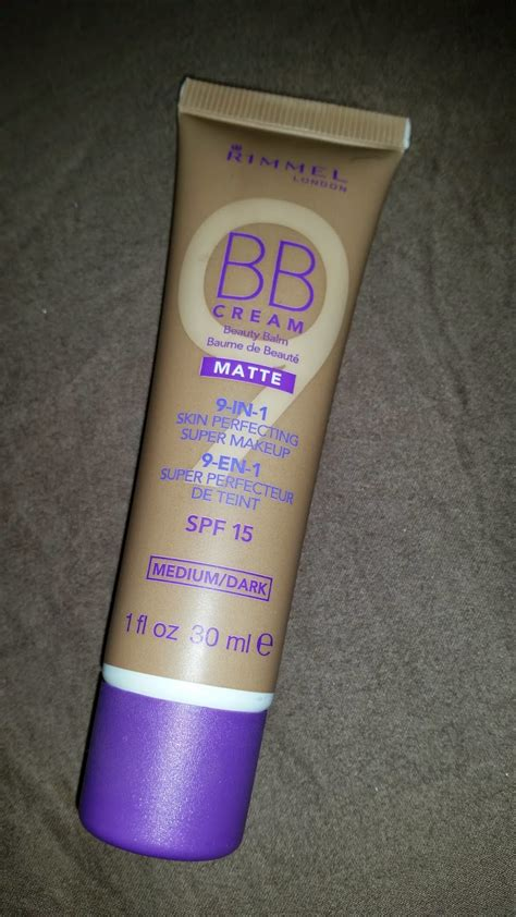 Rimmel Bb Matte 9 In 1 Skin Perfecting Makeup miss ay xo review rimmel matte bb 9 in 1 skin