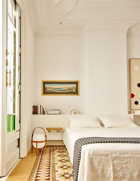 apartamentos el cello appartamento modernista a barcellona living corriere