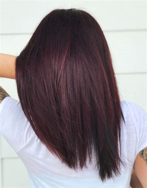 burgundy brown hair color 13 burgundy hair color shades for indian skin tones