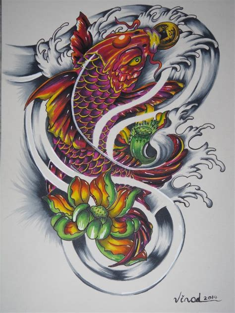 21 Koi Fish Tattoo Templates Tattoo Designs And Templates Breathtaking Photos Of Koi Fish Designs