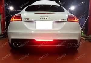 style 3 in 1 audi tt rear fog light backup light