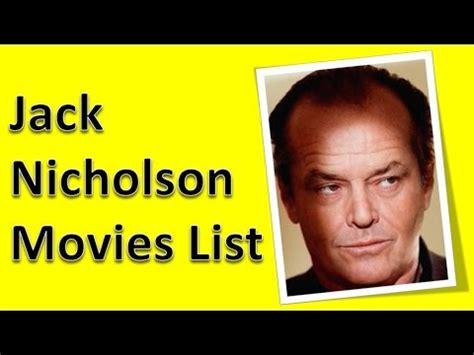 the promise film jack nicholson jack nicholson movies list youtube