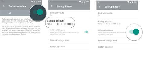 android backup how to restore your apps and settings to a new android phone android central