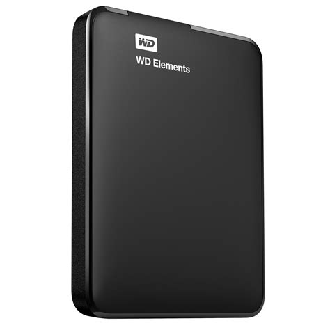 Wd 500gb Elements Harddisk External Hdd Dijamin buy western digital wd elements portable 500gb black external drive wdbuzg5000abk eesn