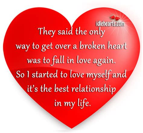 comforting messages for a broken heart getting over a broken heart quotes quotesgram