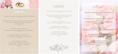 Word Vorlage Weinkarte 252 Karten Zur Hochzeit