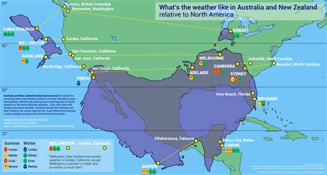 map of australia usa map of australia usa travel maps and major tourist
