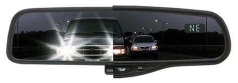 auto dimming night light interior features and car technologies easirent