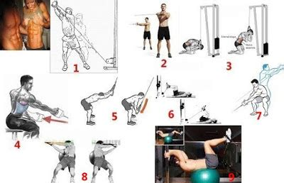 9 best cable machine exercises for abs b