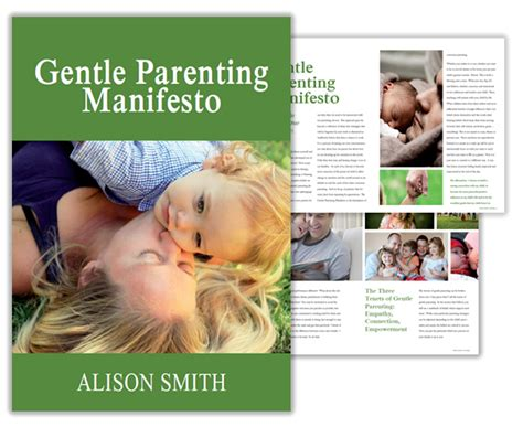 the gentle parenting bookgentle parenting available now alison smith s gentle parenting manifesto guide