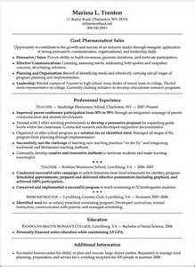 sales background resume