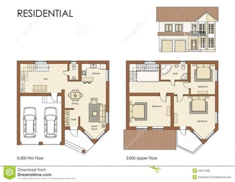 residential blueprints stunning free kerala house plans and elevations
