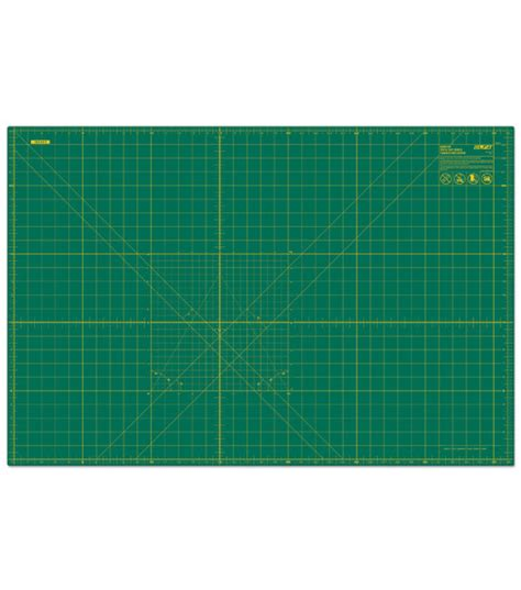 olfa gridded cutting mat 24 x 36 at joann