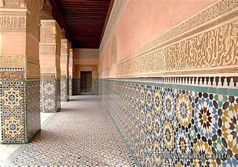 piastrelle marocco dove trovare zellige marocchino galleria foto storia
