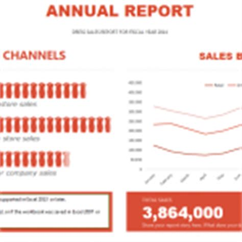 annual sales report template my excel templates excel template excel business templates
