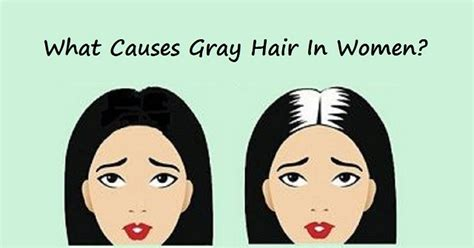 what causes hair loss in young women under 40 7 bad habits that cause gray hair in women under 30