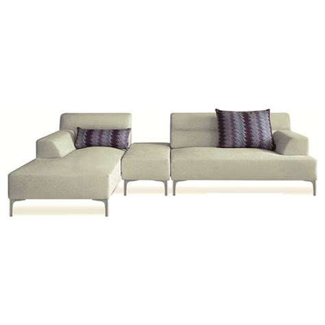 cream sectional with chaise manhattan sectional set cream fabric left facing chaise