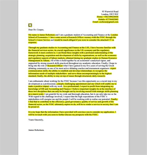 Research Assistant Cover Letter Harvard formatting an essay harvard style guide