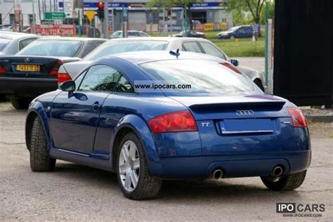 Audi Tt 1 8 Specs by Audi Tt 1 8 2005 Auto Images And Specification