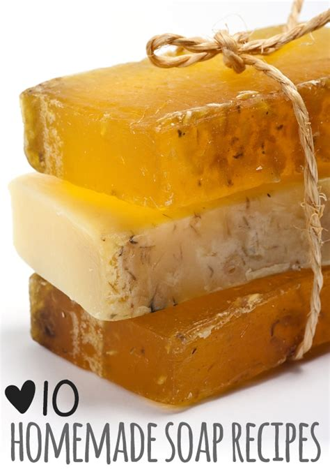 Handcrafted Soap Recipes - image gallery handmade soap recipes