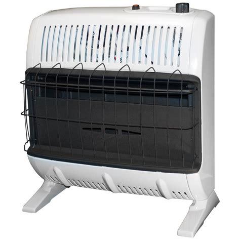 30000 Btu Garage Heater by Mr Heater 174 Vent Free 30 000 Btu Hr Garage Heater