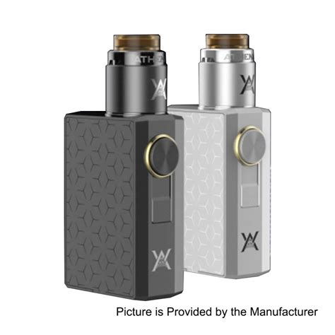 Athena Squonk Mod Only By Geekvape Authentic authentic geekvape athena silver 6 5ml squonk box mod bf rda kit