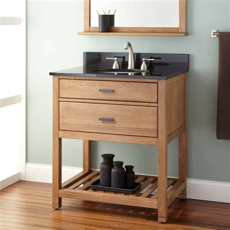 30 bathroom vanity with sink 30 quot toby vanity for undermount sink oak wood vanities