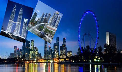 singapore malaysia left singapore malaysia tour packages singapore malaysia
