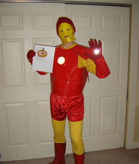 iron man cosplay horribly wrong