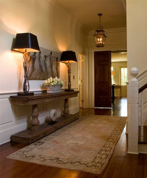 amazing traditional entry design ideas entrance table