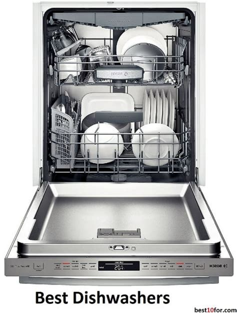 what is the best dishwasher 10 best dishwashers in 2017 top rated dishwashers 10