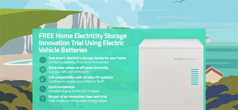 Electric Vehicle Batteries Uk Electricity Storage Trial Using Electric Vehicle Batteries