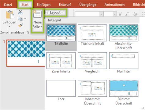powerpoint layout verwenden powerpoint folienmaster 252 bernehmen und verwenden