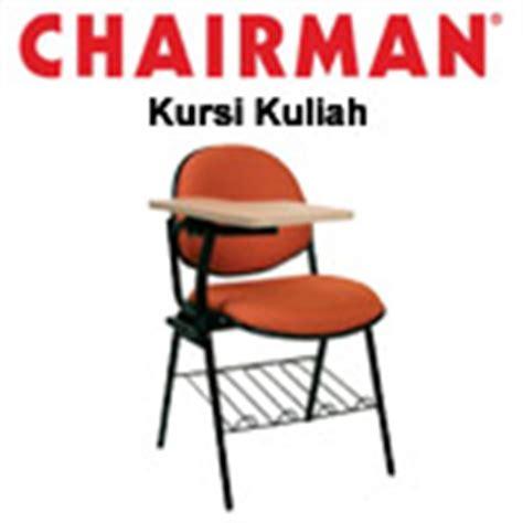Kursi Kuliah Merk jual kursi kuliah merk chairman