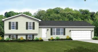 Tri Level Home Plans Designs Brighton Wayne Homes