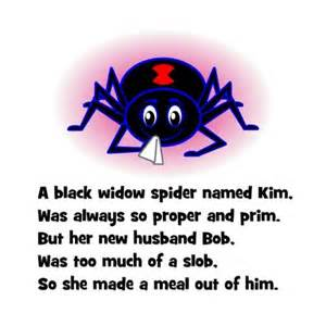 Read on pinterest reading fluency student and black widow spider