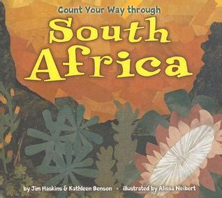 count the cowan series books count your way through south africa by haskins