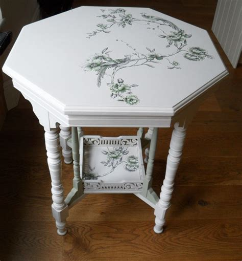 Decoupage Wood Table - 17 best ideas about decoupage table on